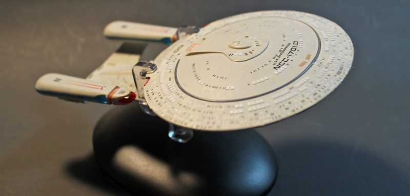 Starshiip Collection - Eaglemoss - Enterprise