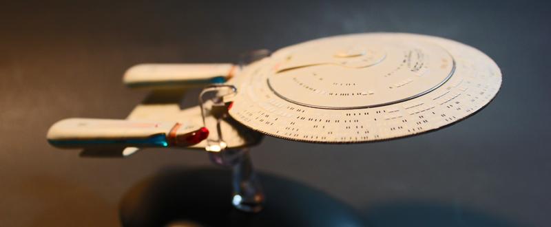Official Starships Collection - Eaglemoss - Enterprise