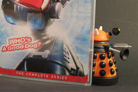 Doctor Huh? – K9 : The Complete Series...