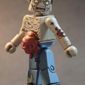 Walking Dead Guts Zombie Minimate