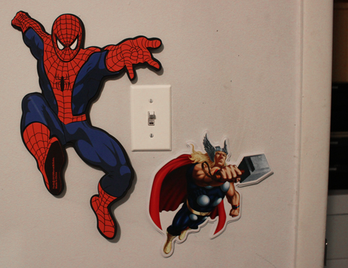 Foam_Wall_Art_Spider_Man_Thor