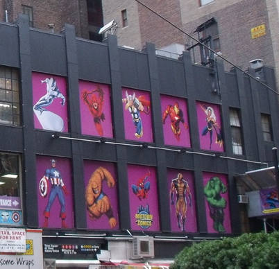 Midtown_Comics_Windows