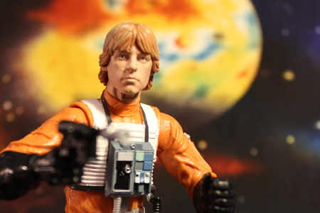 Star Wars Black : Luke Skywalker