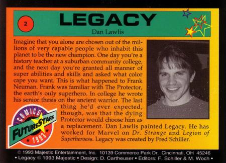 Dan Lawlis Legacy