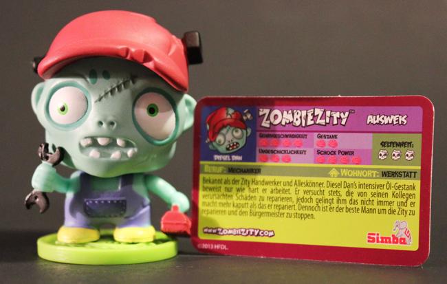 Zombie Zity Diesel Dan Swobblerz