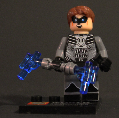 Lego Black Lantern | www.imgkid.com - The Image Kid Has It!