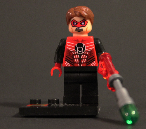 Pics For > Lego Red Lantern