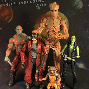 Marvel Legends : Guardians of the Galaxy