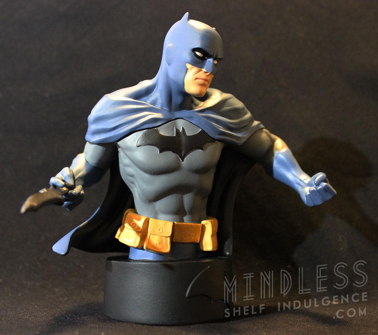 Batman V Eaglemoss Batmangled Mindless Shelf Indulgence