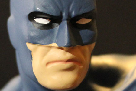 Batman v. Eaglemoss: Batmangled