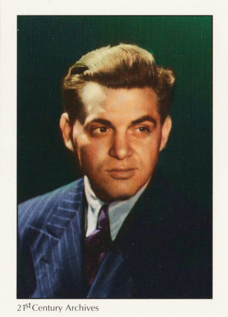 Jack Kirby Portrait