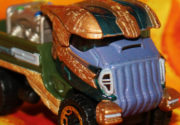 Thanos Character Car by Hot Wheels