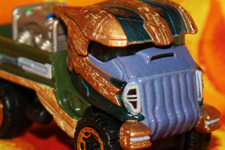 Truckin' with Thanos: Hot Wheels Character...