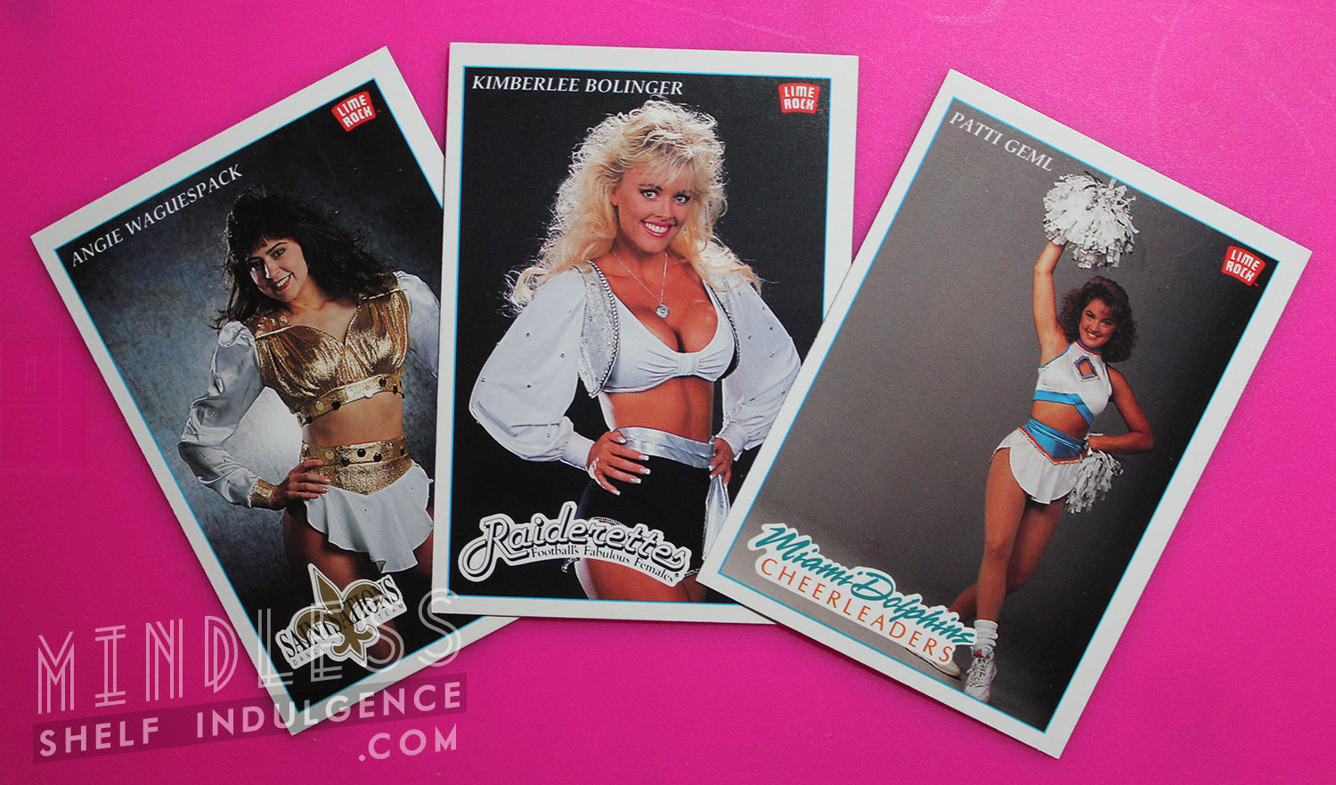 1992 Pro Cheerleaders Trading Cards