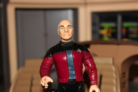 Playmates Star Trek Action Figure Archive