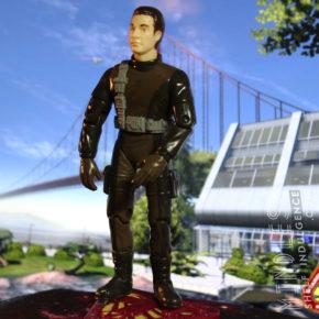 Starfleet Cadet Data