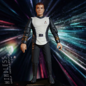 Admiral Kirk action figure