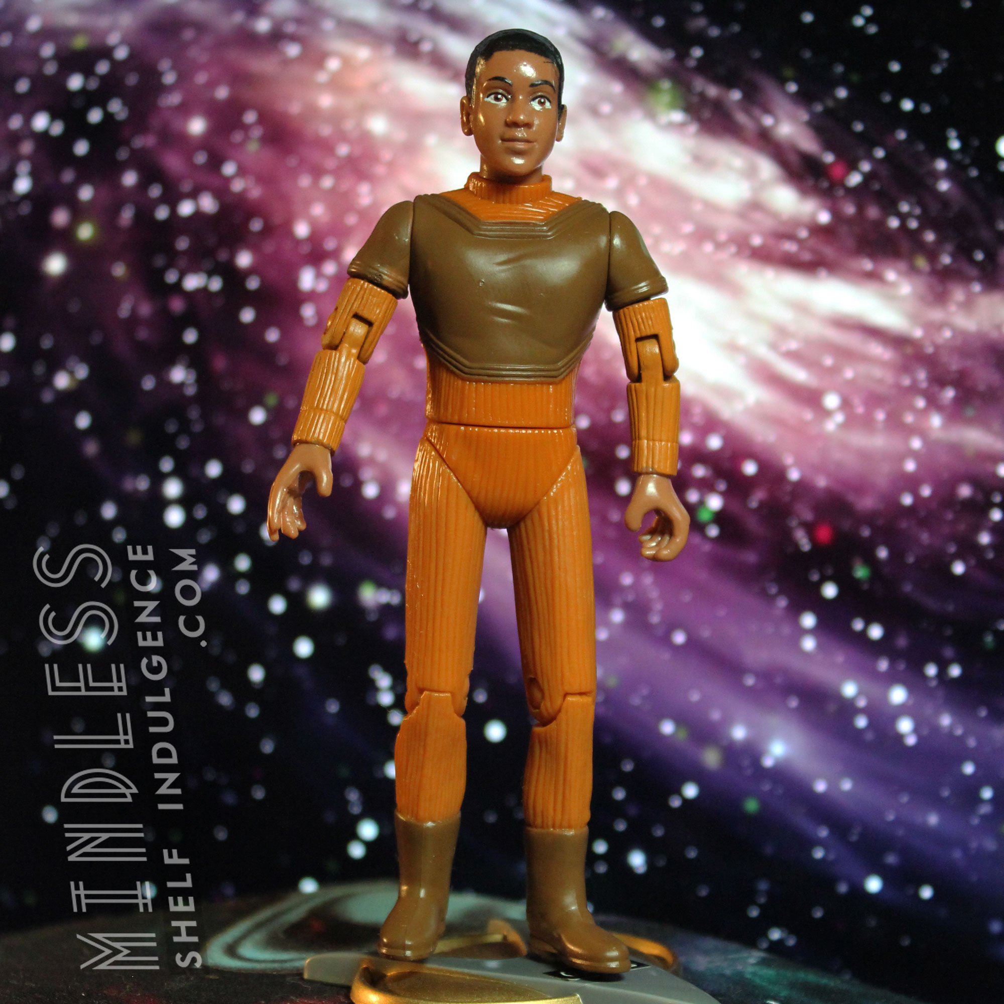Jake Sisko Action Figure