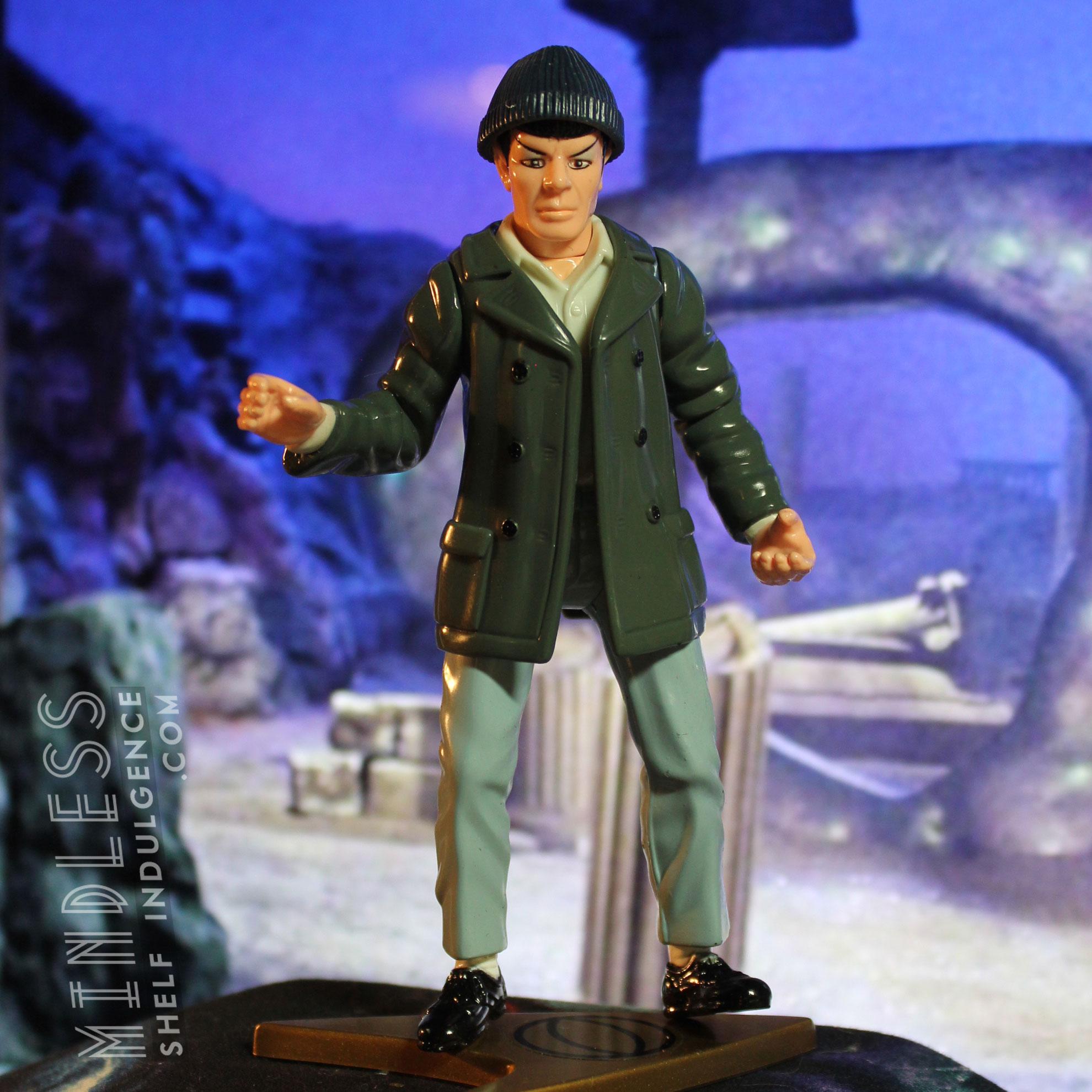 Spock in 'Forever'