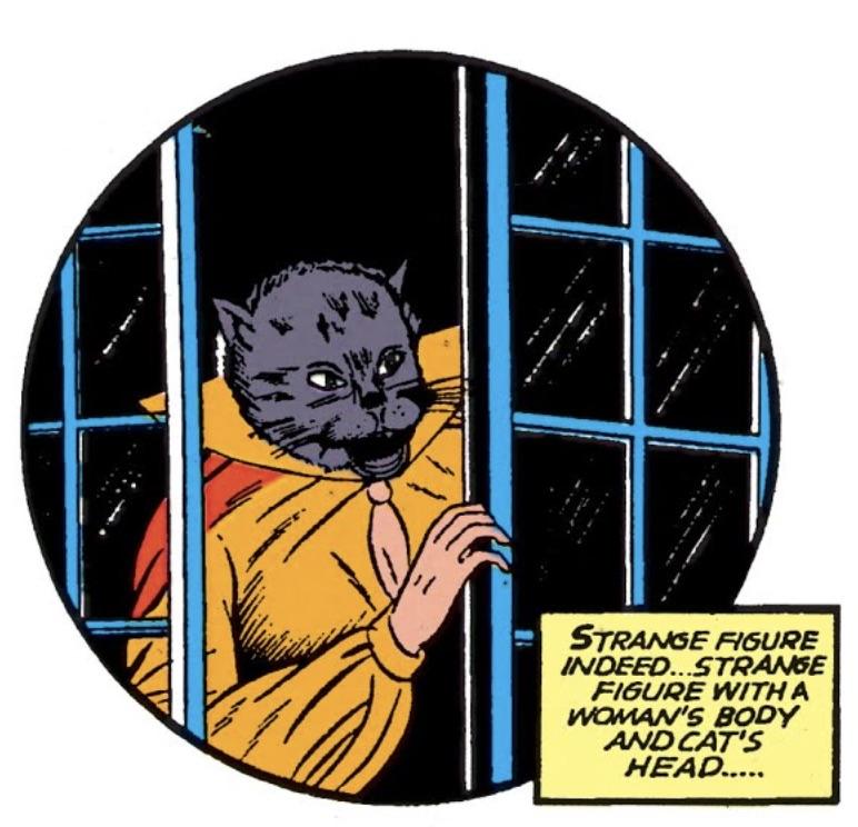 Batman #3 - Catwoman