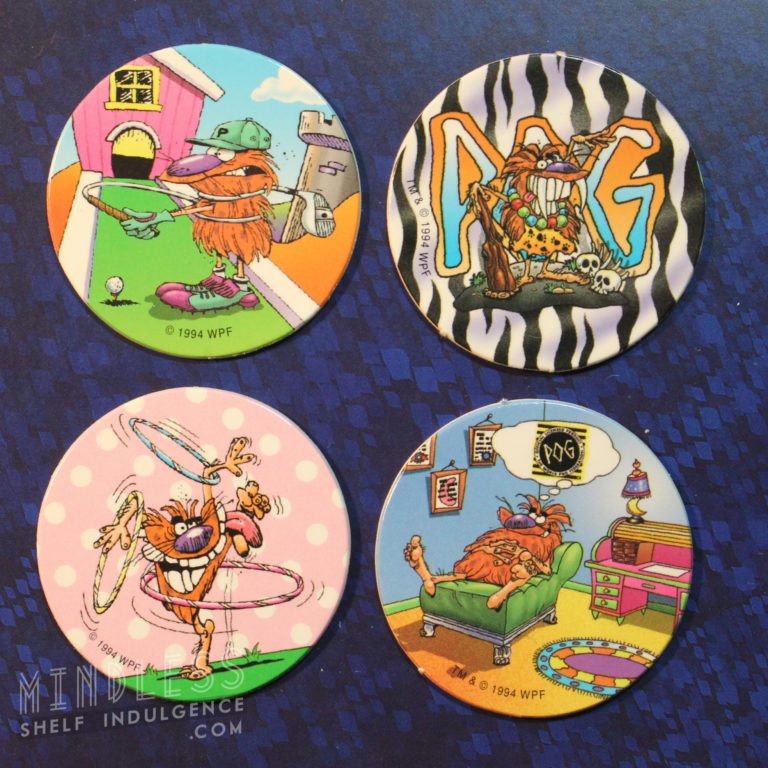 Official pogs.