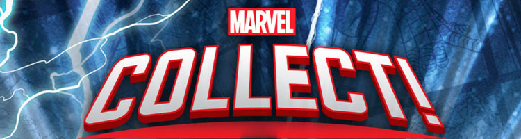 Marvel Collect Header