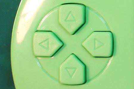 PXP3 Buttons