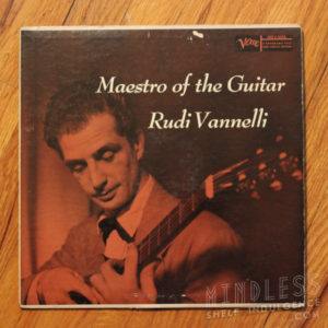 Rudi Vannelli LP