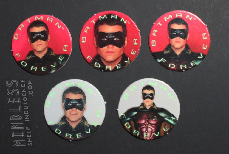 Batman Forever : Robin Skycaps