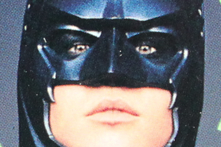Batman Forever Skycaps