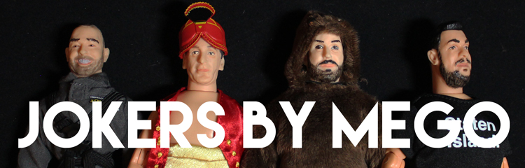 Impractical Jokers by MEGO