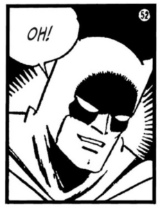 Bat-manga panel
