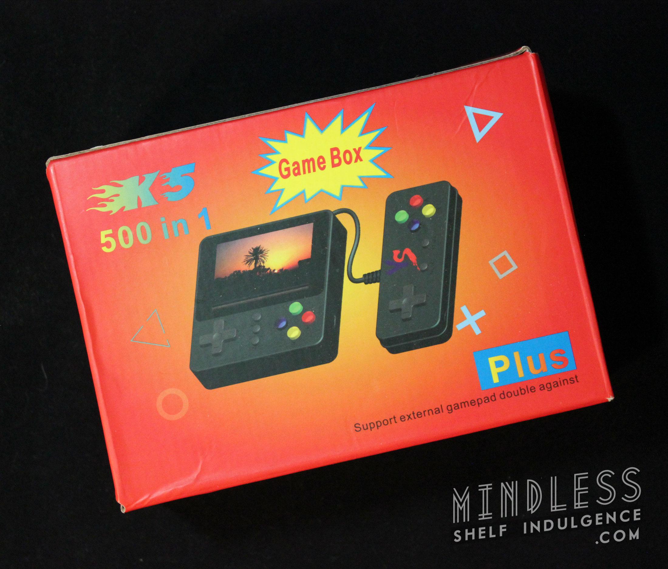 K5 Retro Video Game System