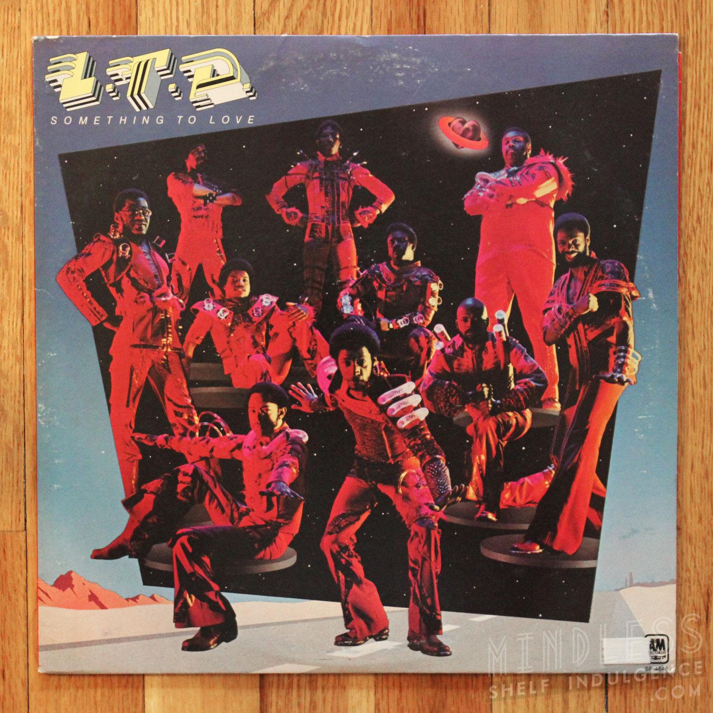 LTD Something to Love LP
