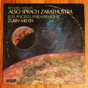 Also Sprach Zarathustra LP