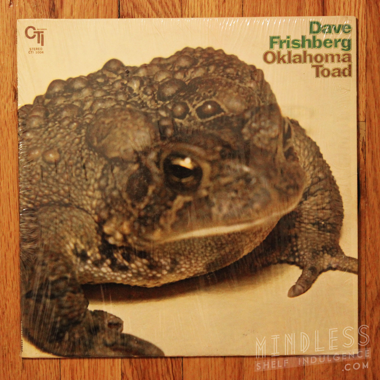 Dave Frishberg Oklahoma Toad LP