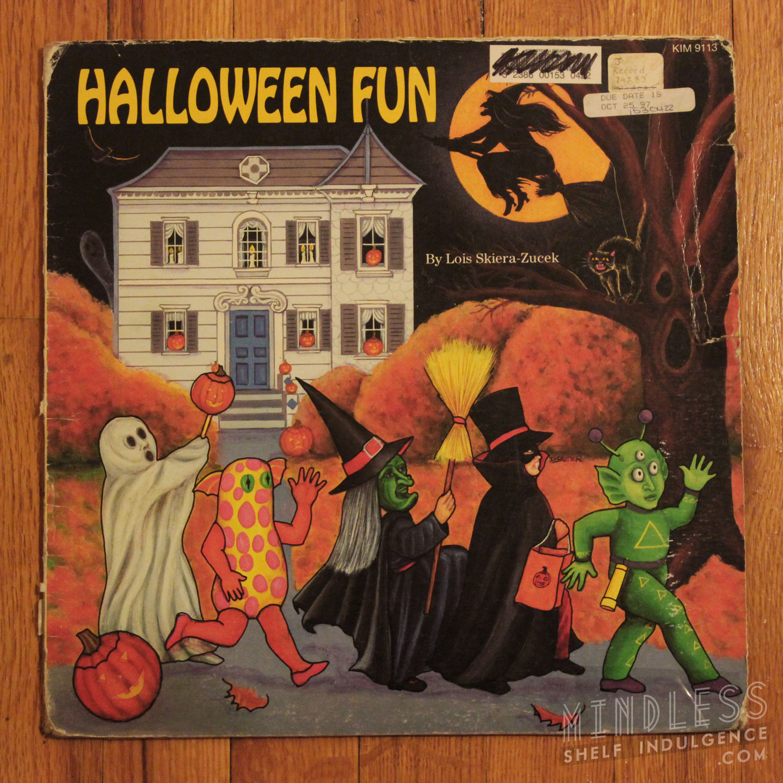 Halloween Fun LP