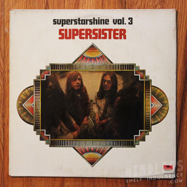 Supersister Superstarshine LP