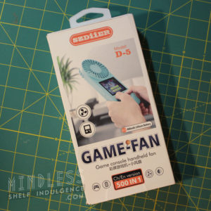 Game Fan Handheld