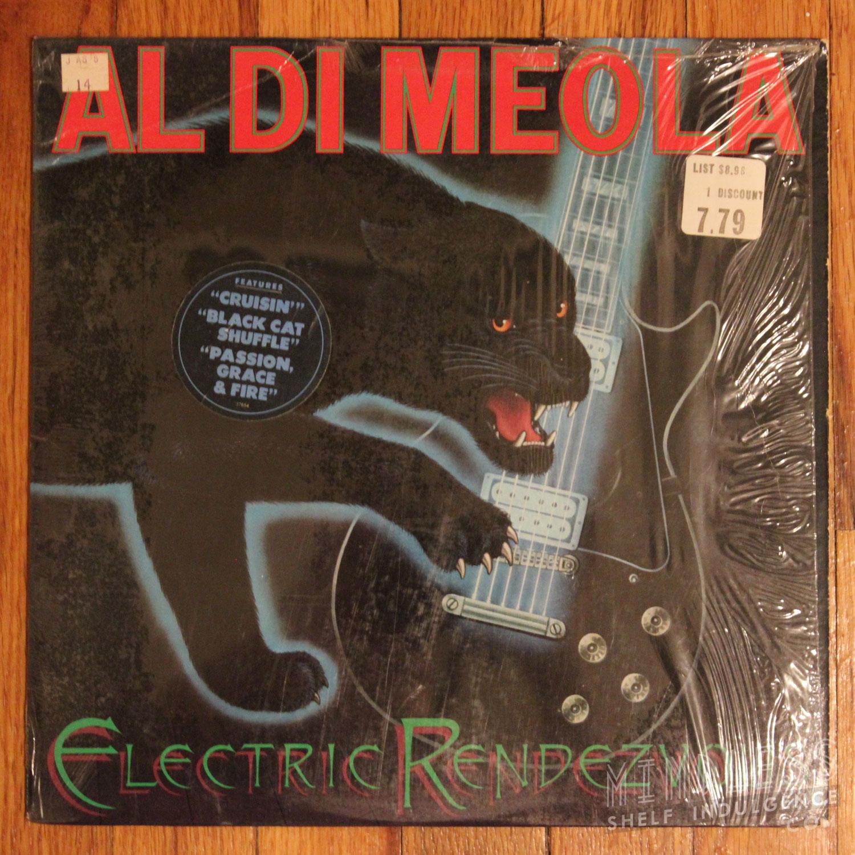 Al Di Meola Electric Rendezvous LP