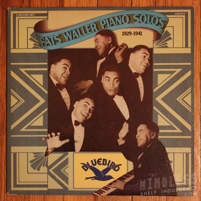 Fats Waller Piano Solos LP