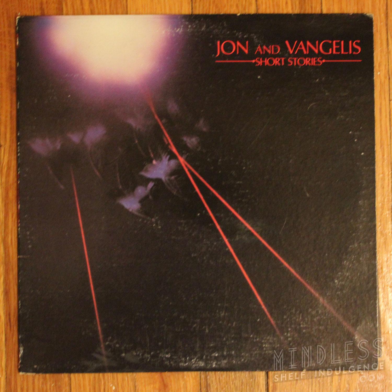 Jon & Vangelis Short Stories LP