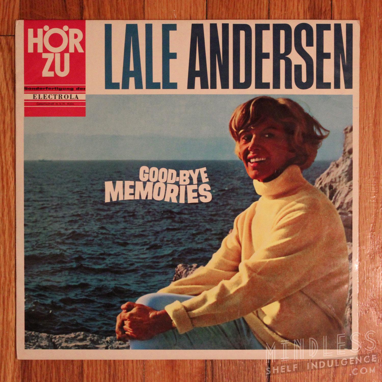 Lale Andersen Good-Bye Memories LP