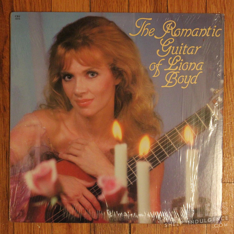 Liona Boyd Romantic Guitar LP