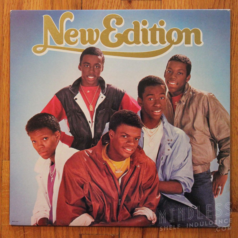 New Edition LP
