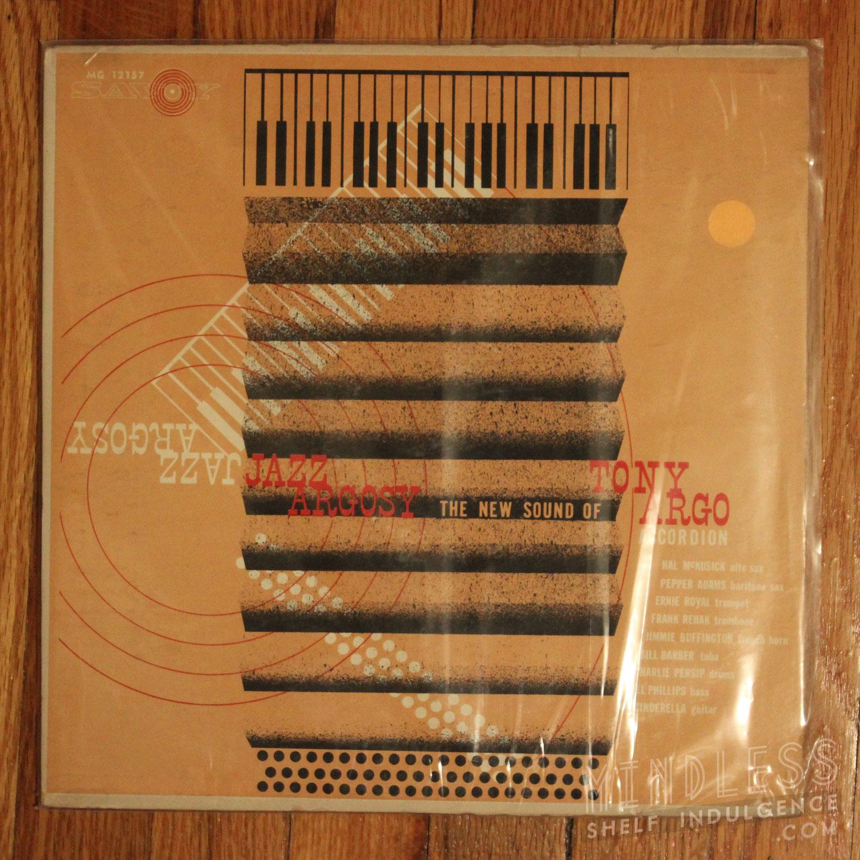 Tony Argo Jazz Argosy LP