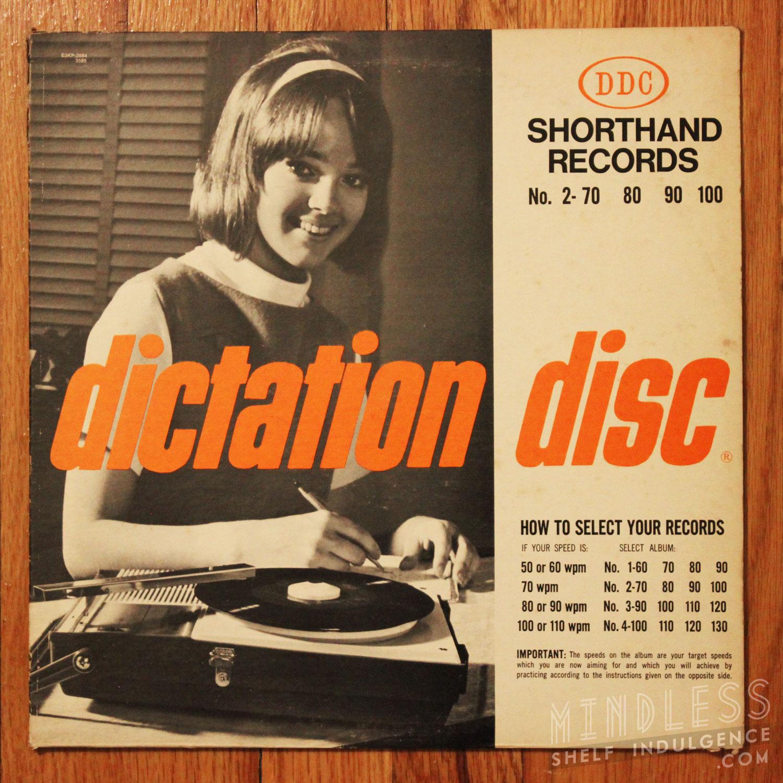 Dictation Disc