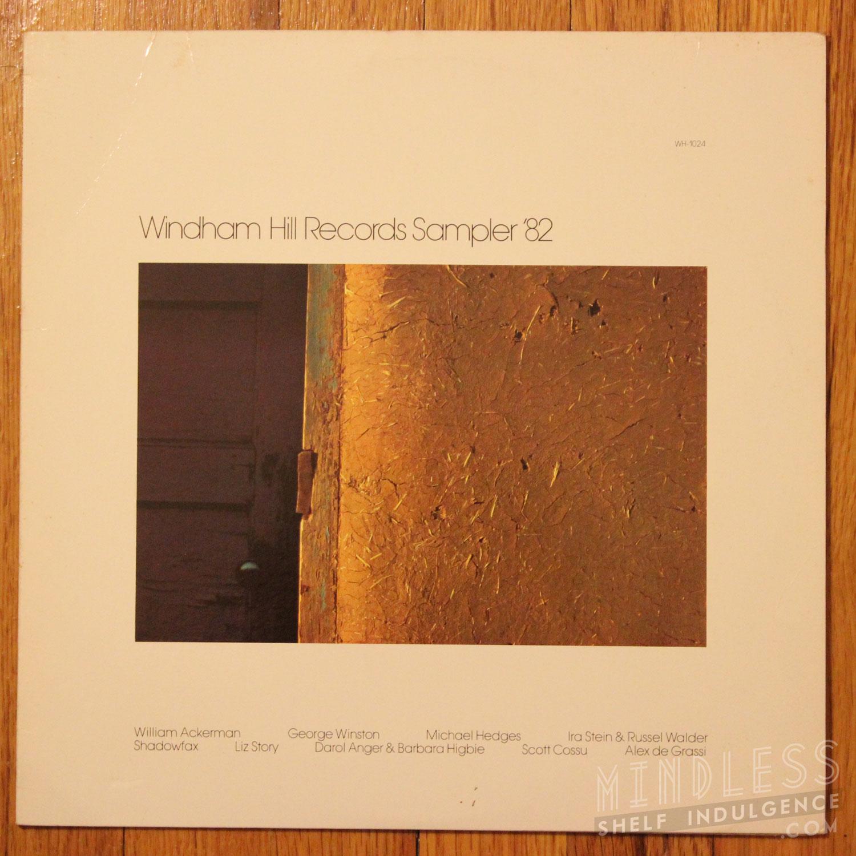 Windham Hill Records Sampler82LP
