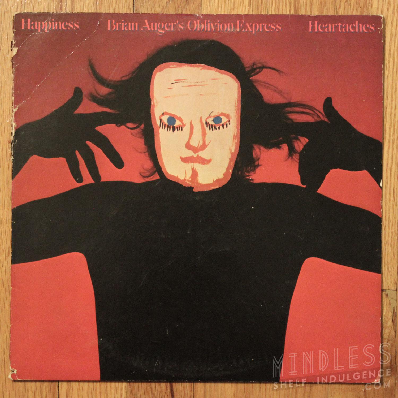 Brian Auger's Oblivion Express LP