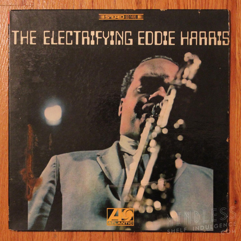 Electrifying Eddie Harris LP